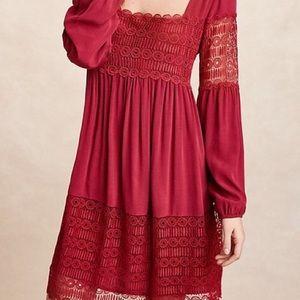 Anthropologie Dresses - SALE NWOT Anthro. Floreat Aveline Lace sz 8 👗